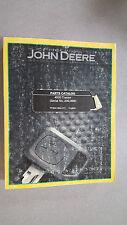 John Deere Pc859 Parts Catalog - 4020 Tractor (Serial No. <200,999)