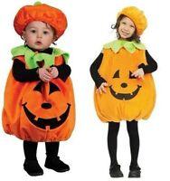 Niño Calabaza Cutie Pastel Disfraz Niños Halloween Niña Disfraz de Niños