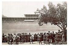 Victoria Melbourne Cricket Ground 1898 modern digital Photo Postcard