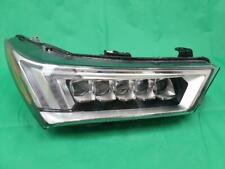 2017-2018-2019 Acura MDX OEM RH LED Headlight RIGHT PASSENGER SIDE