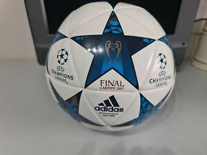 Adidas Cardiff 2017 UEFA Champions League Final Match Ball Replica Football
