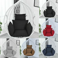 Garden Egg Chair Seat Pad Swing Hanging Chair Cushion Indoor Outdoor Patio Mat