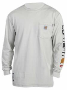 CARHARTT FORCE® FR GRAPHIC LONG-SLEEVE T-SHIRT