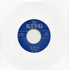 LULA REED    SICK & TIRED / ROCK LOVE   KING  Re-Iss/Re-Pro     R&B/MOD/NORTHERN