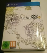 Final Fantasy Type - 0 HD Collector's edition ps4 neuf