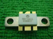 10 MRF5015 N-CHANNEL BROADBAND RF POWER FET BY MOTOROLA