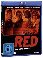 Blu-ray * R.E.D. - Älter. Härter. Besser - BRUCE WILLIS - RED 1 # NEU OVP $