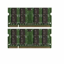 NEW! 4GB 2x2GB PC25300 DDR2 667MHz LAPTOP SODIMM for Acer Aspire 9410
