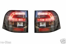 Holden Commodore SSV VE Ute Black Housing LED TAIL LIGHTS suits Ute Series 1 & 2
