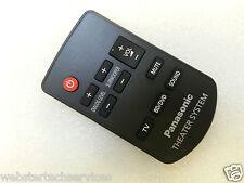NEW N2QAYC000084 Panasonic Genuine Remote Control + Battery SC-HTB65 SA-HTB65