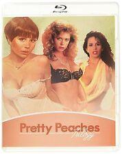 Pretty Peaches Trilogy    Blu-ray    New    Desiree Costeau           Fast  Post