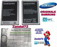 BATTERIA ORIGINALE SAMSUNG NOTE 3 III CON NFC N9000 N9005 N9006 EB-B800BE B800BC