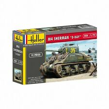 Heller 1/72 Sherman # 79892