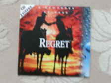 NEW ORDER Regret / regret (new order mix) FRENCH CD CARDSLEEVE RARE 93