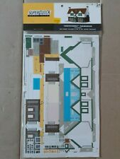 Superquick OO HO Gauge Greystones Farmhouse Card Kit