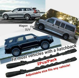 Car Fishing Rod Rack Holder Strap Storage Vehicle Rest Belt Carrier Tackle Tools