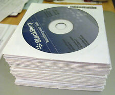 40 New/Unused 'Blackberry User Tools' Installation discs.