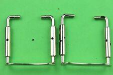 30 pcs Violin Chin rest Clamp Screw 4/4, Violin Parts accessories