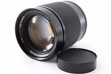 """CONTAX Zeiss Planar T* 100mm F/2 AEG Lens for CY Mount """"Near MINT"""" From Japan"""