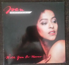 Joan Orleans ‎– With You Or Never  Vinyl LP 12´