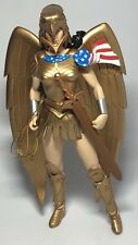 """DC DIRECT: ARMORED WONDER WOMAN 6"""" Loose Action Figure—NO SHIELD OR STAFF"""
