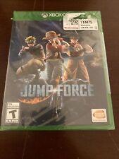 Jump Force -- Standard Edition (Microsoft Xbox One, 2019) NEW