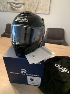 HJC RPHA 70 Schwarz Integralhelm NEU - Motorradhelm