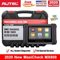2021NEW Autel MX808 PRO OBD2 Scanner Diagnostic Tool Code Reader Key Coding TPMS