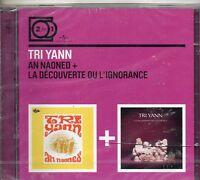 DOUBLE CD 24T TRI YANN  AN NOANED & LA DECOUVERTE OU L'IGNORANCE  NEUF SCELLE