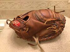 "Rawlings PRO-CMY 28"" Youth Mike Piazza 5-Dot Baseball Catchers Mitt Right Throw"