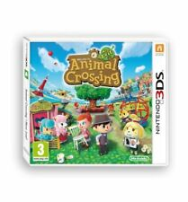 Animal Crossing: New Leaf (3DS) VideoGames