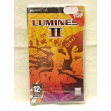 Lumines II Sony PSP Pal