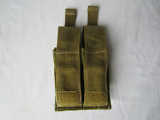 LBT Double Pistol Ammunition Magazine Pouch W/ Kydex Coyote Tan Navy SEAL
