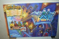 JEU LES COULOIRS DE POUDLARD HARRY POTTER  GAME BOARD MATTEL VINTAGE 2002 TBE