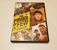 The Power of Few DVD 2013 Christopher Walken Christian Slater
