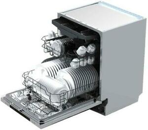 Cavallo Fully Integrated Dishwasher (With SS Door) Model CDW311FY RRP $999.00