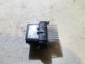 Buick Encore 2013 Heater regulator blower fan resistor 13503201 STO11117