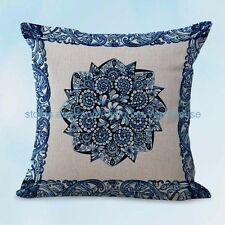 US SELLER, decorative throw pillows for bed mandala unity harmony cushion cover