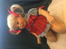 "MARIE OSMOND 2006 ""BEACH BABY"" 13-INCH TODDLER PORCELAIN DOLL"