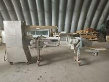 Used A M Mfg Co Bagel Makerrounder Former And Groen Kettle