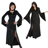 Ladies Christys Dress Up Enchantress Magic Witch Halloween Fancy Costume Outfit