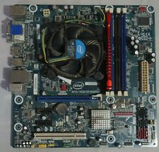 Intel DH55TC Motherboard with Intel i7-860 2.8Ghz and 8GB Kingston DDR3 Ram