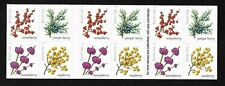 2019 US STAMP - WINTER BERRIES - FOREVER BOOKLET OF 20 - SC# 5415-5418