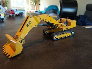 NZG Modele chantier Made in Germany DEMAG H41 Pelleteuse Collection metal rare