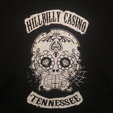 Dickies XXL Black Jacket Hillbilly Casino Nashville Tennessee Rockabilly