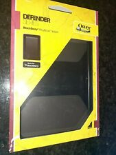 Otterbox BlackBerry Playbook Tablet Case Defender Series ***NEW*** Opened box