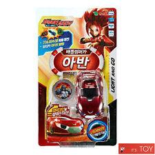 Power Battle Watch Car Avan Battle Bumper Car Red Light & Go Roy Watchcar