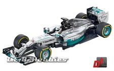 Carrera Evolution Mercedes-Benz F1 WO5 Hybrid, L. Hamilton, 1:32 slot car 27495