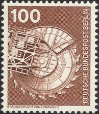 Germany (B) 1975 Industry/Technology/Coal Excavator/Mining/Minerals 1v (n25430f)