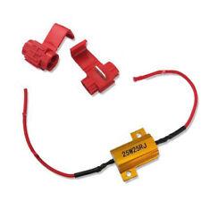 1 résistance anti erreur ODB 25W  ampoule à LED clignotants P21w  Py21w P21/5w